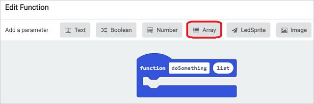 Edit function