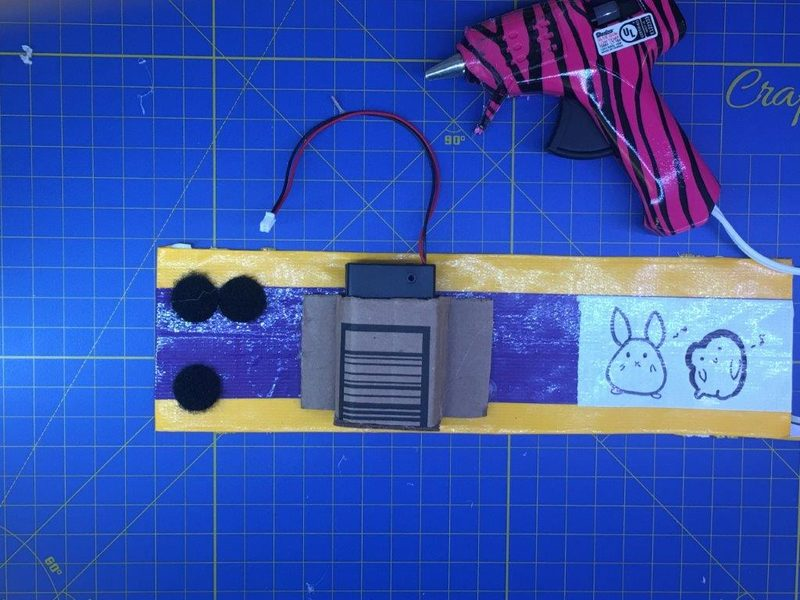 Finished battery pack