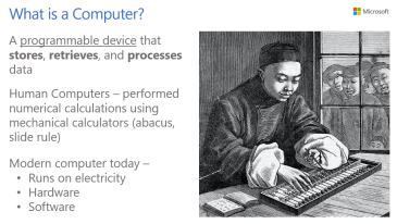 Unit 1 - What Is a Computer