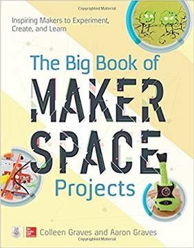 Makerspace Projects Book Cover