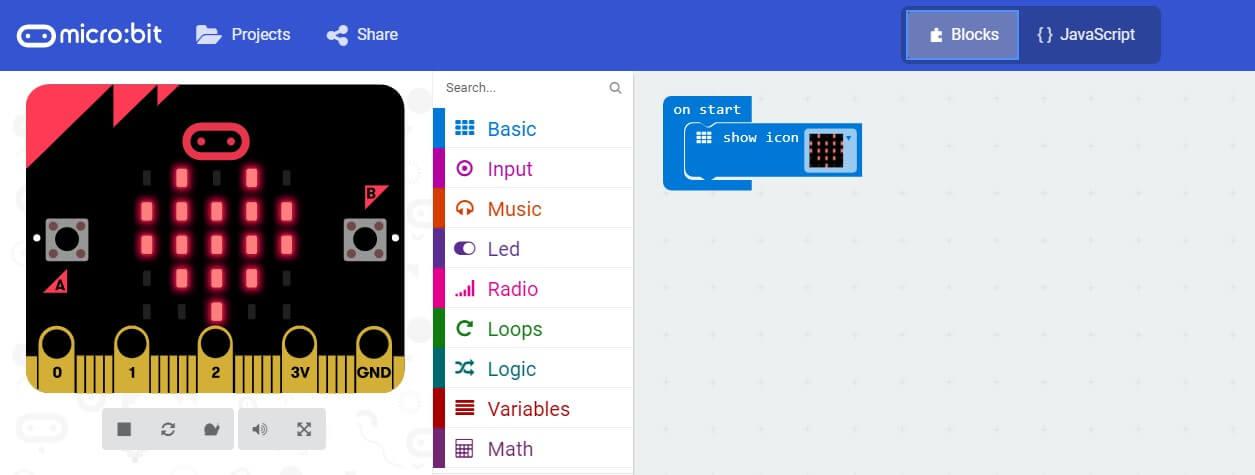 MakeCode gets keyboard navigation