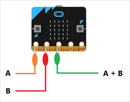 OR gate wiring diagram