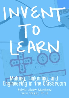Invent to Learn Book Cover