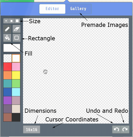 Image Editor Features