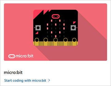 micro:bit card icon