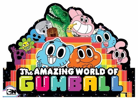 Amazing World of Gumball banner