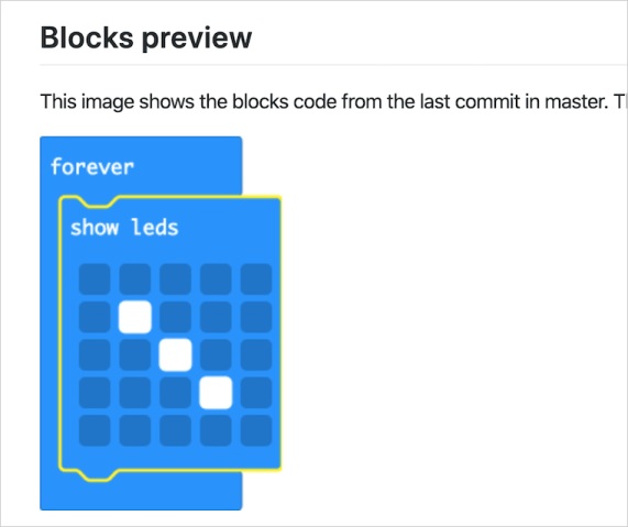 A rendered blocks image in the README