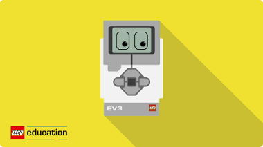 LEGO MINDSTORMS EV3 badge