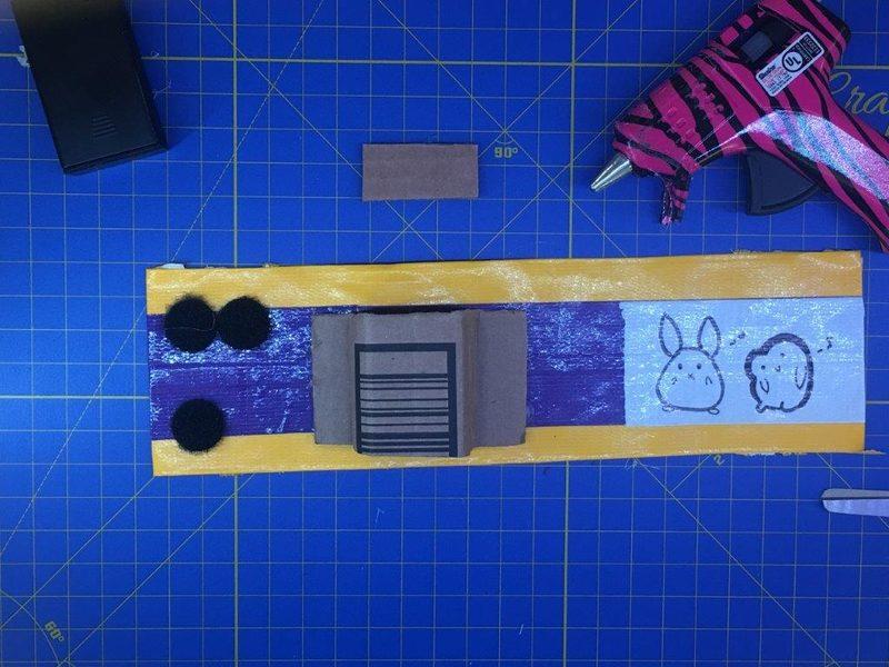 Bottom Cardboard