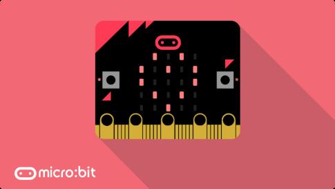micro:bit card