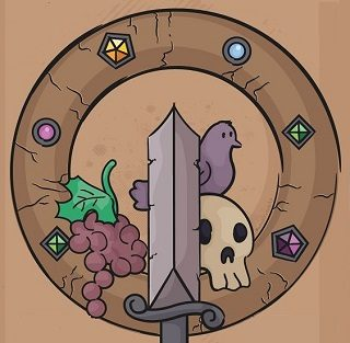 Ring on the Enchiridion cover