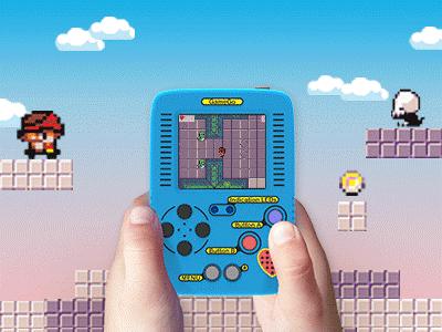 GameGo gamepad