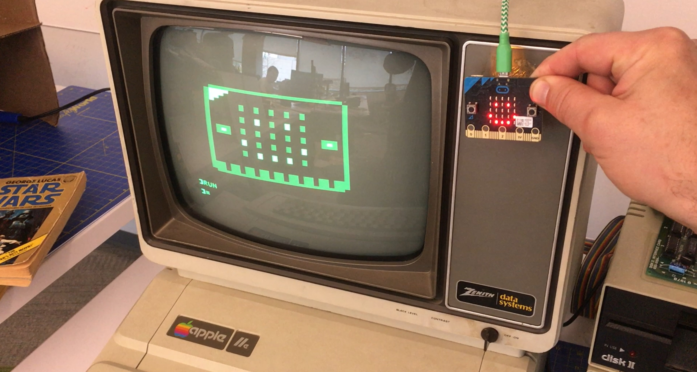 Picture of the Apple II