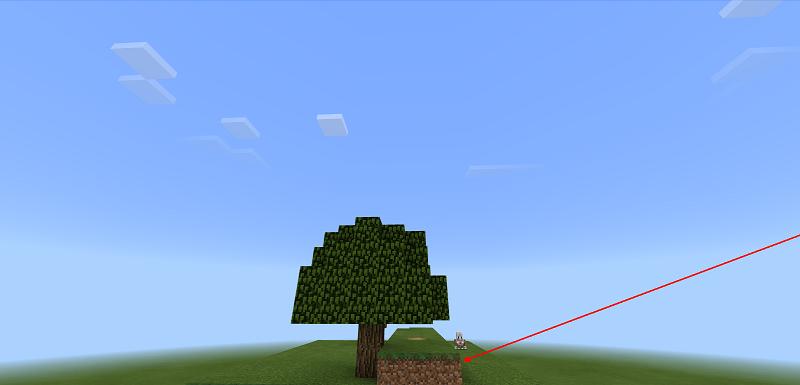 Terrain - One block of elevation