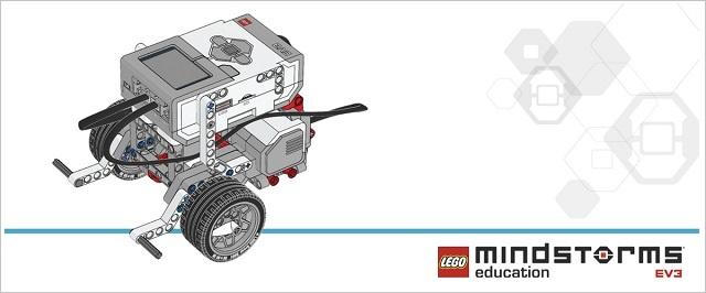 EV3- Robot Driving Base