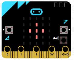 micro:bit dot display