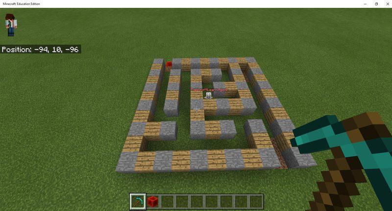 Complete Maze Setup