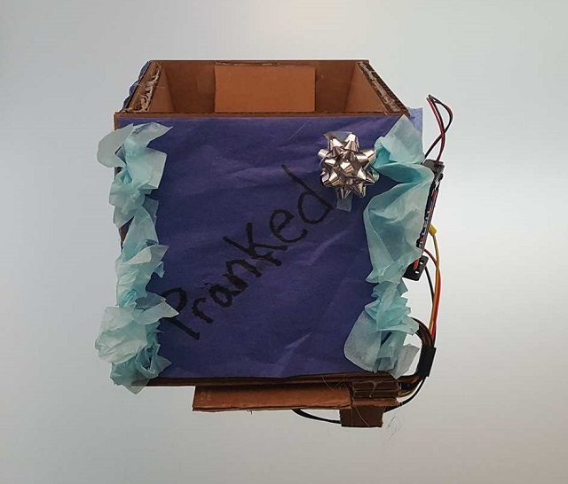 Confetti box