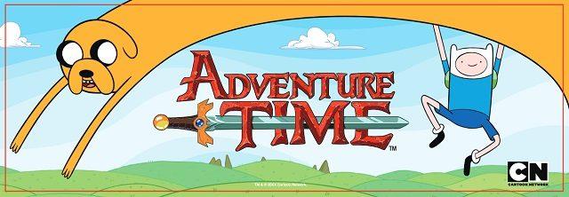 Adventure Time bannner