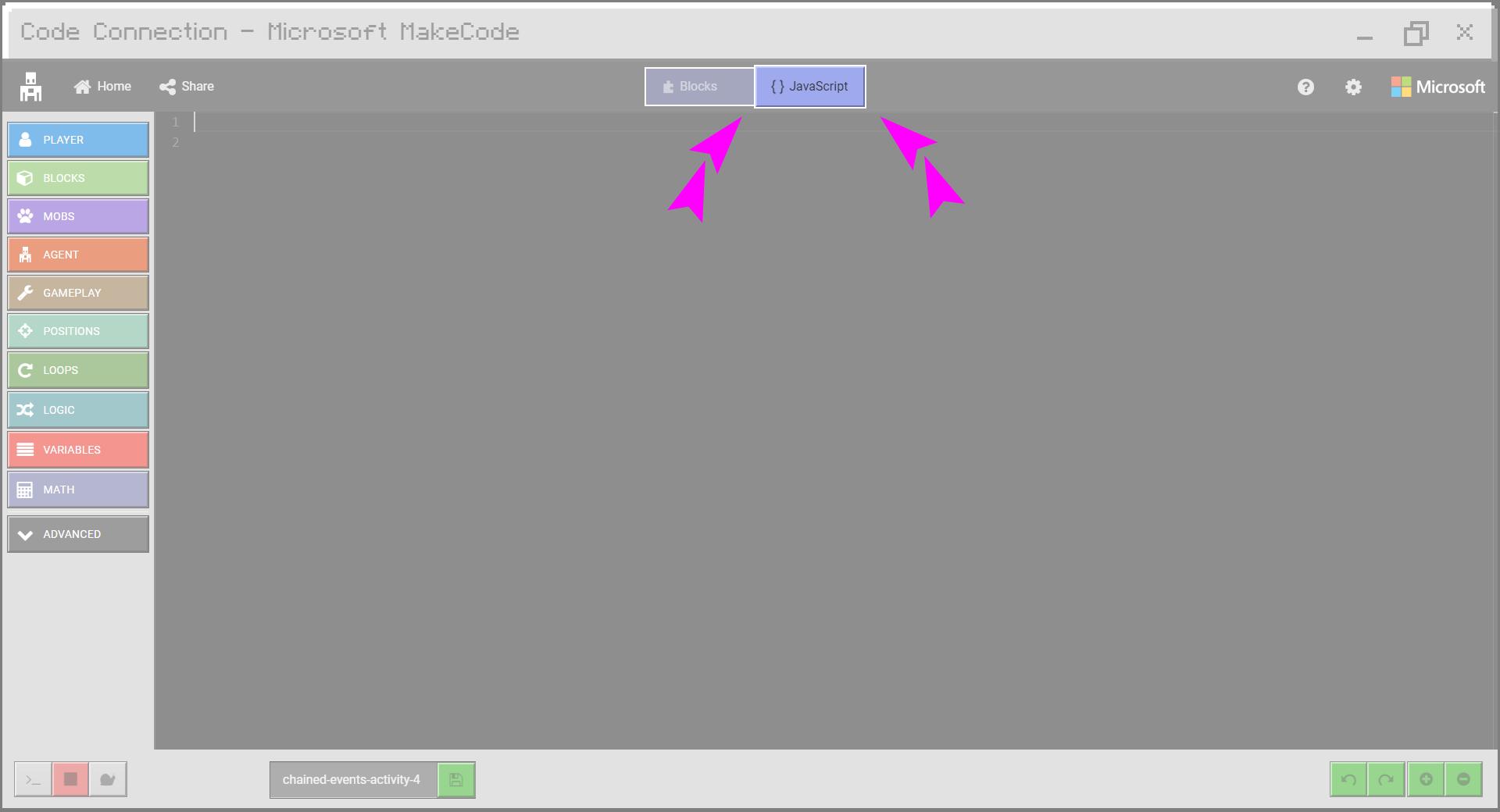 Paste in Javascript