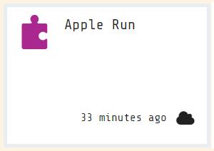 Cloud Status Icon